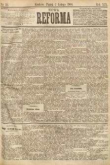 Nowa Reforma. 1900, nr26