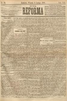 Nowa Reforma. 1900, nr28