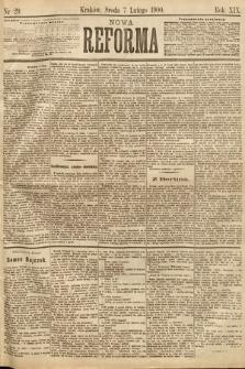 Nowa Reforma. 1900, nr29