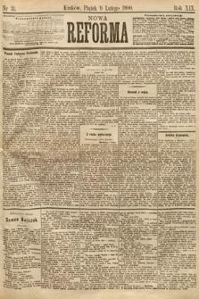 Nowa Reforma. 1900, nr31