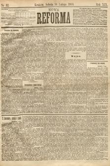 Nowa Reforma. 1900, nr32