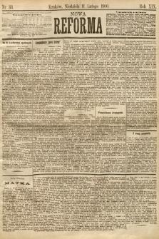 Nowa Reforma. 1900, nr33