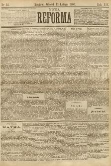 Nowa Reforma. 1900, nr34