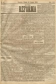 Nowa Reforma. 1900, nr37