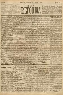 Nowa Reforma. 1900, nr38