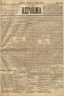 Nowa Reforma. 1900, nr40