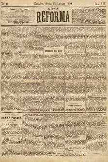 Nowa Reforma. 1900, nr41