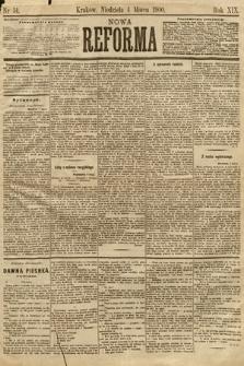 Nowa Reforma. 1900, nr51