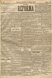 Nowa Reforma. 1900, nr54