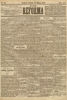 Nowa Reforma. 1900, nr56