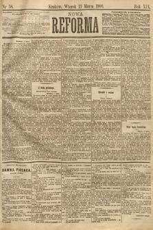 Nowa Reforma. 1900, nr58