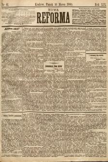 Nowa Reforma. 1900, nr61