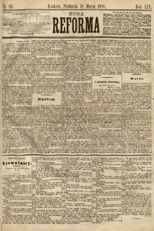 Nowa Reforma. 1900, nr63
