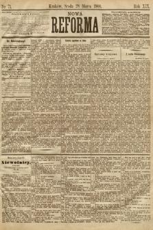 Nowa Reforma. 1900, nr71