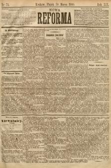 Nowa Reforma. 1900, nr73