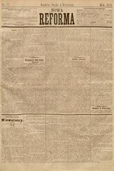 Nowa Reforma. 1900, nr77