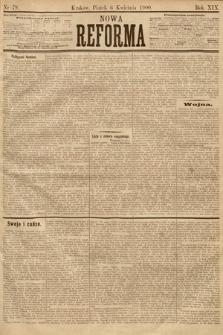 Nowa Reforma. 1900, nr79