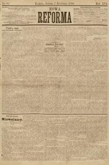 Nowa Reforma. 1900, nr80