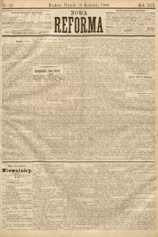 Nowa Reforma. 1900, nr82