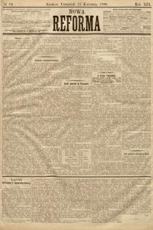 Nowa Reforma. 1900, nr84