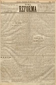 Nowa Reforma. 1900, nr87