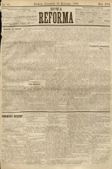 Nowa Reforma. 1900, nr89