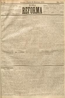 Nowa Reforma. 1900, nr90