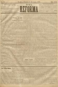 Nowa Reforma. 1900, nr93