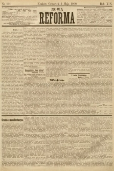 Nowa Reforma. 1900, nr101