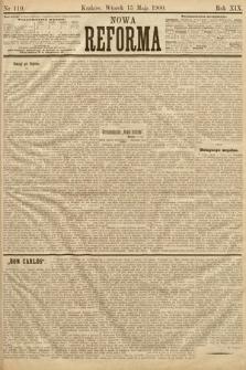 Nowa Reforma. 1900, nr110