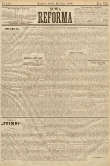 Nowa Reforma. 1900, nr111