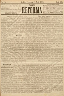 Nowa Reforma. 1900, nr112