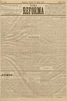 Nowa Reforma. 1900, nr113