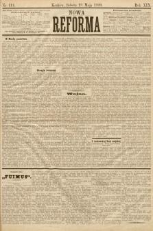 Nowa Reforma. 1900, nr114