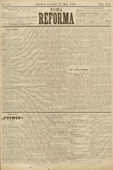 Nowa Reforma. 1900, nr118