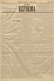 Nowa Reforma. 1900, nr121