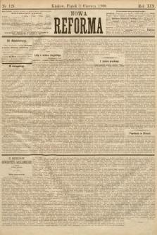 Nowa Reforma. 1900, nr124