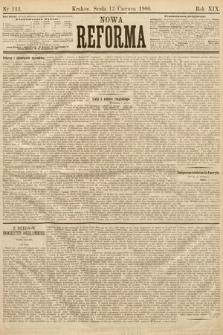 Nowa Reforma. 1900, nr133