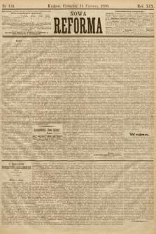 Nowa Reforma. 1900, nr134