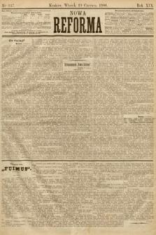 Nowa Reforma. 1900, nr137