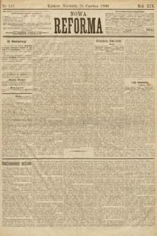 Nowa Reforma. 1900, nr142