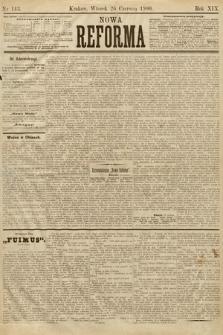 Nowa Reforma. 1900, nr143