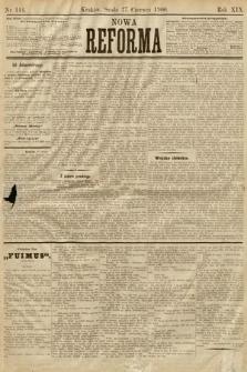 Nowa Reforma. 1900, nr144
