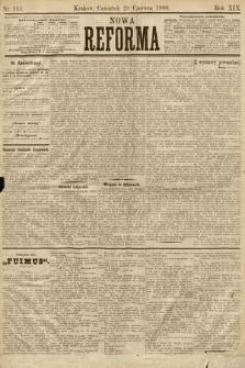 Nowa Reforma. 1900, nr145