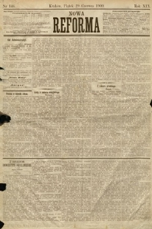 Nowa Reforma. 1900, nr146