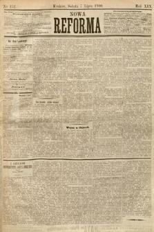 Nowa Reforma. 1900, nr152