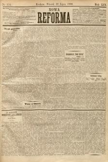 Nowa Reforma. 1900, nr154