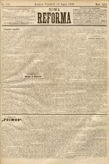 Nowa Reforma. 1900, nr162