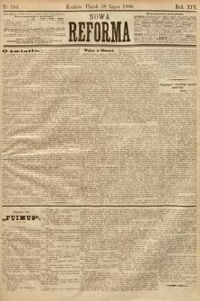 Nowa Reforma. 1900, nr163
