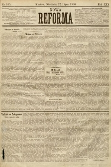 Nowa Reforma. 1900, nr165